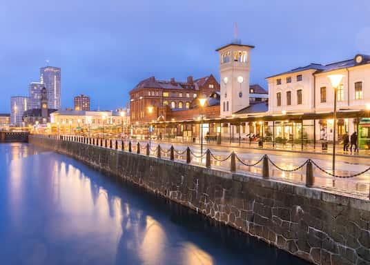 Gamla staden, Schweden