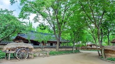 韓国民俗村/