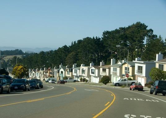 Daly City, Kalifornien, USA