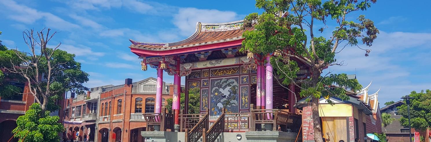 Wujie, Taiwan