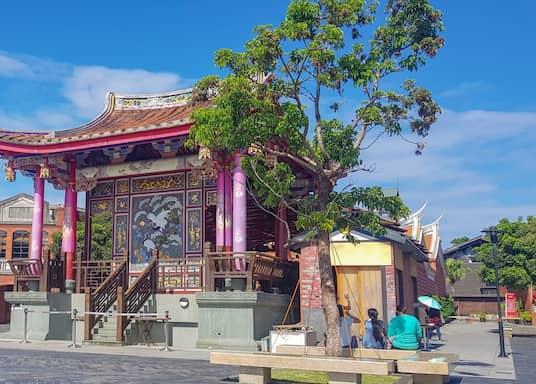 Wujie, Taiwán
