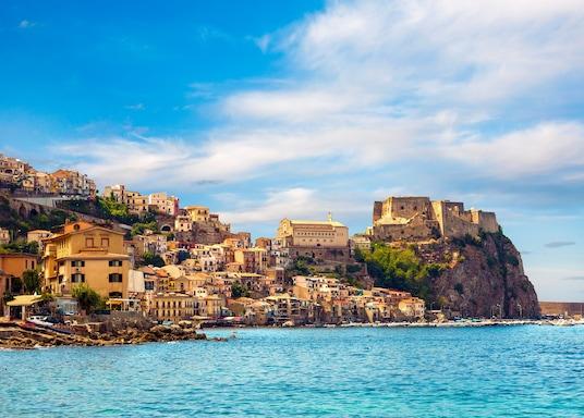 Caltanissetta - Enna (alue), Italia