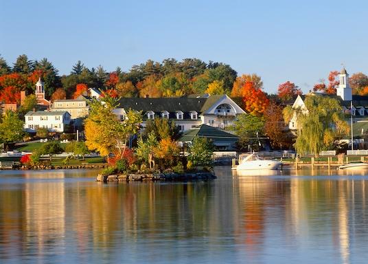 Κεντρικό New Hampshire, Νιού Χάμσαϊρ, Ηνωμένες Πολιτείες