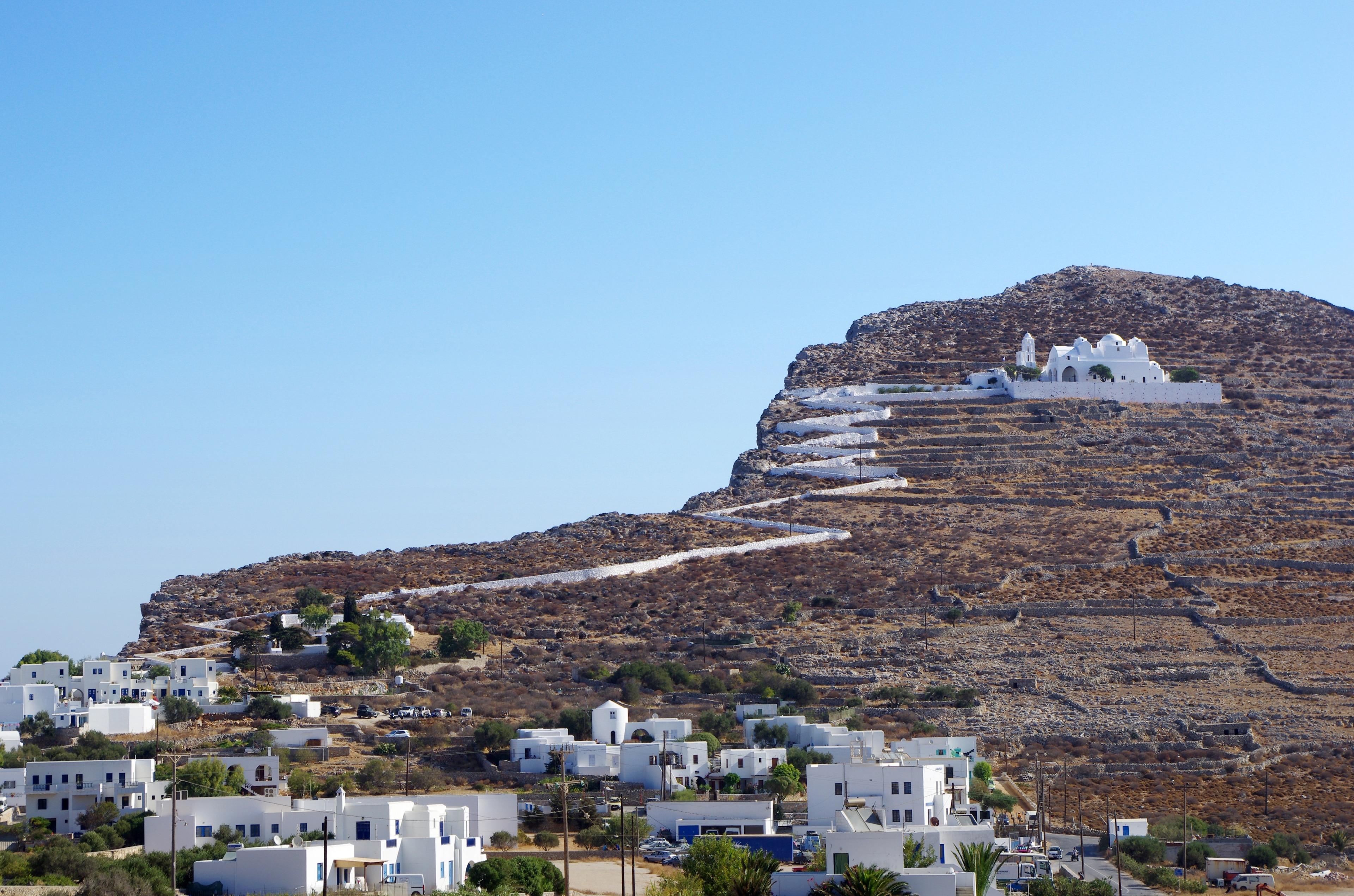 Folegandros, Südliche Ägäis, Griechenland