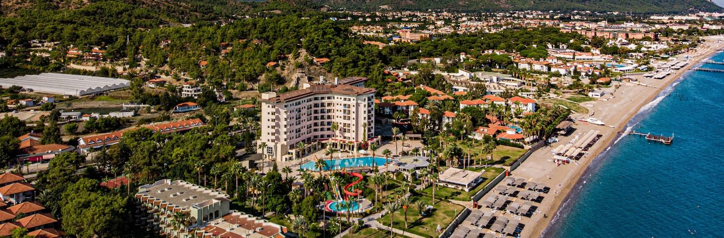 Camyuva, Turquía