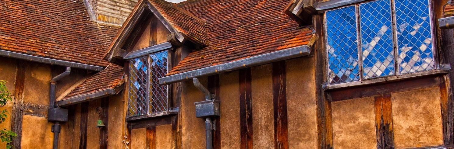 Stratford-upon-Avon, Großbritannien
