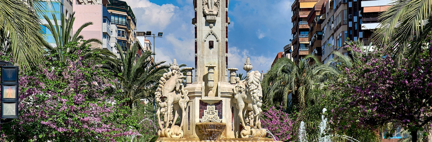 Ensanche Diputación, España