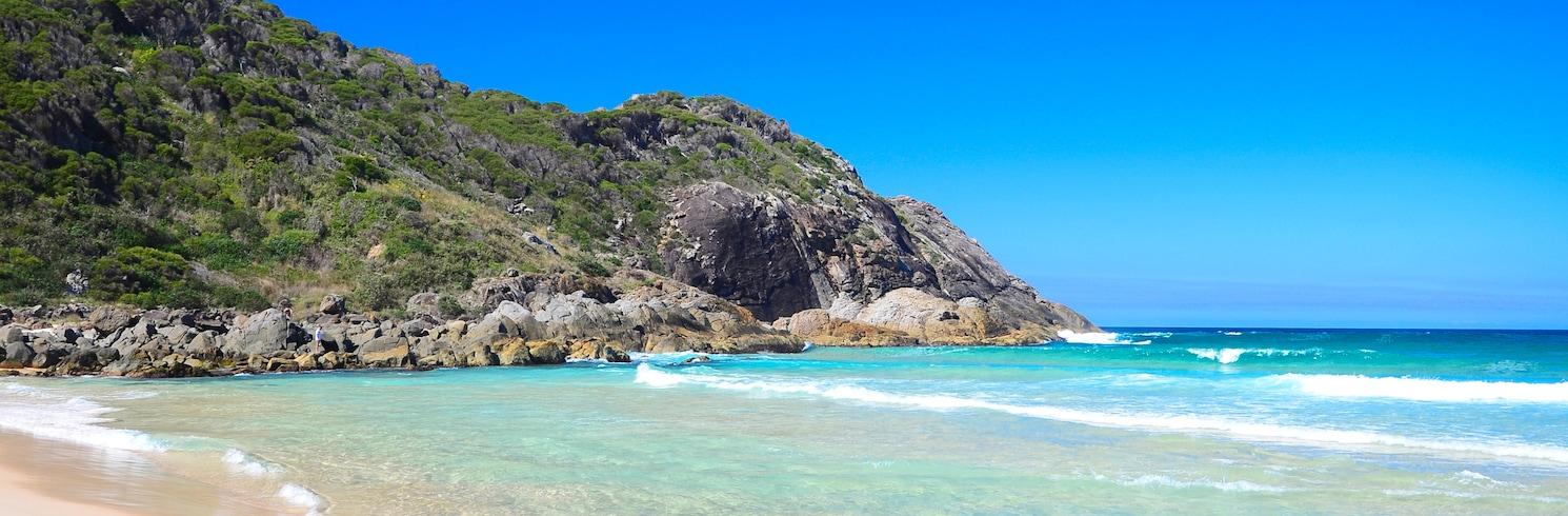 Boomerang Beach, New South Wales, Australien