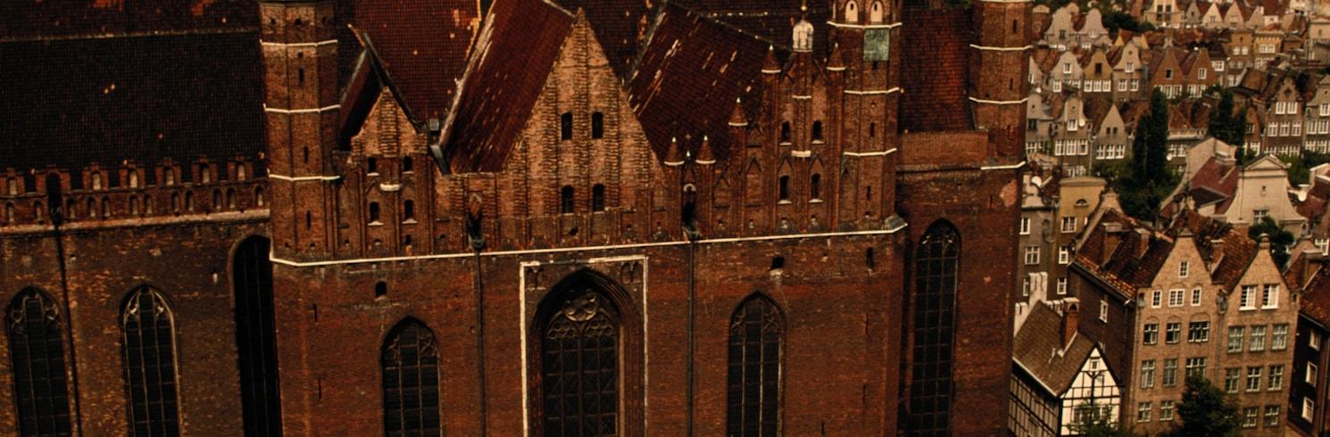 Gdańsk, Lengyelország