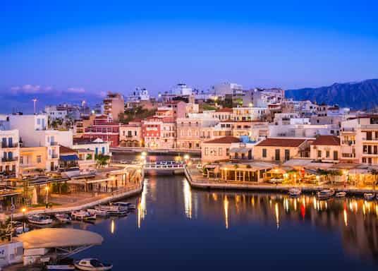 Aghios Athanasios, Grecia