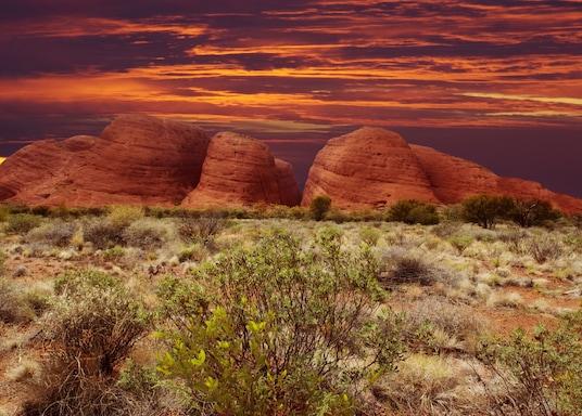 彼得曼, 北領地, 澳洲