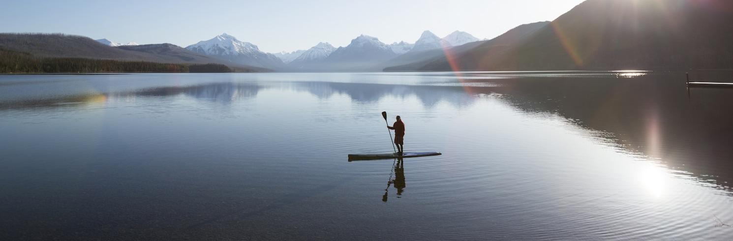 West Glacier, Montana, United States of America