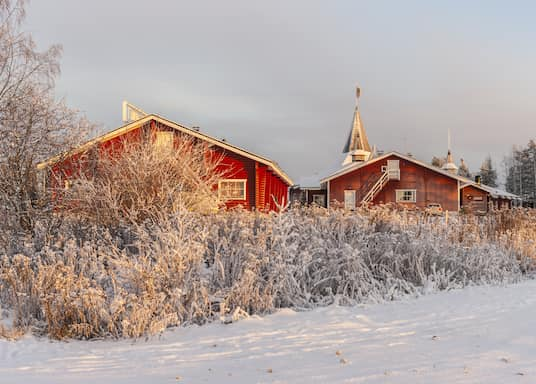 Rovaniemi, Finnország