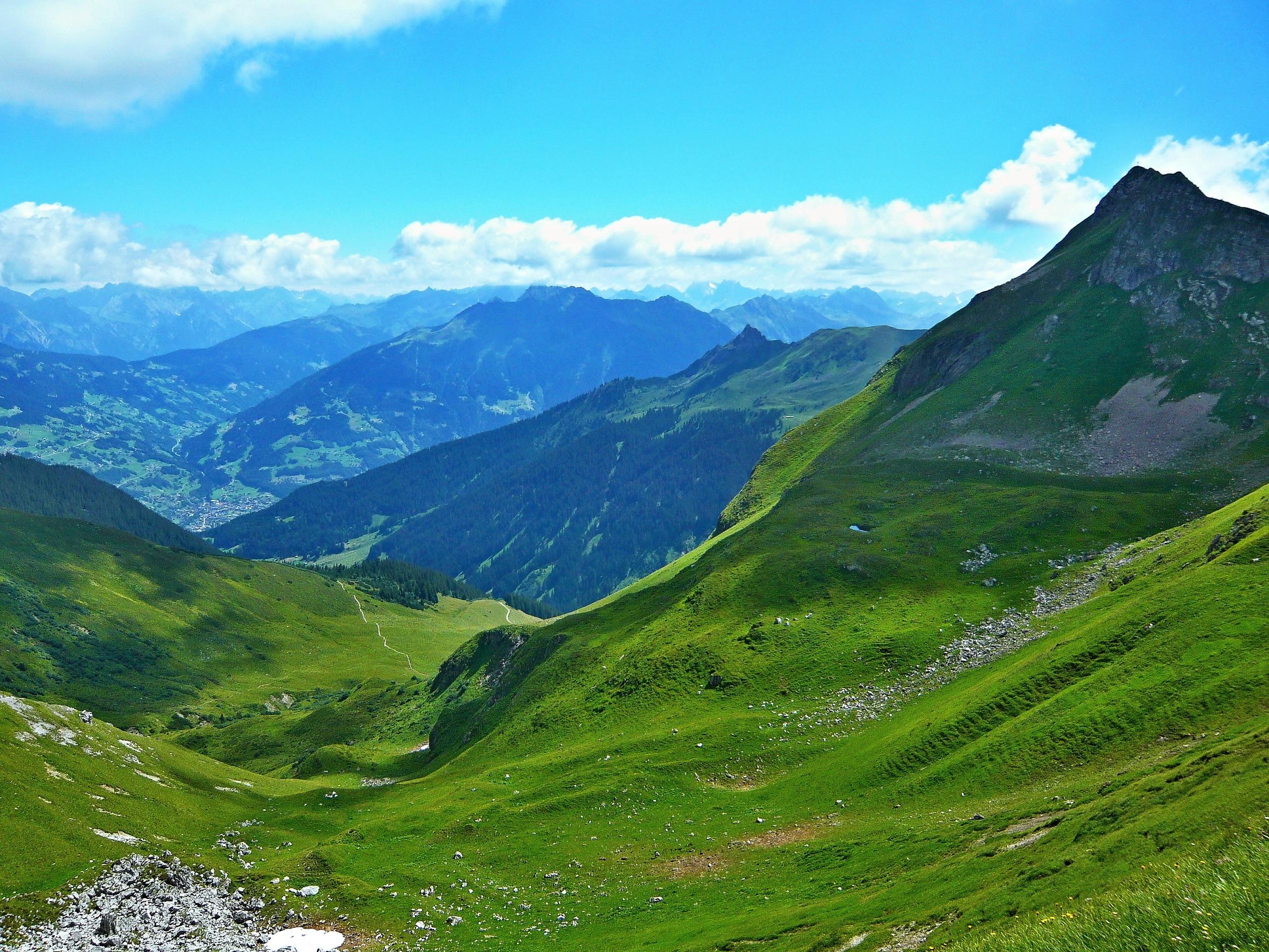 Tschagguns, Vorarlberg, Austria