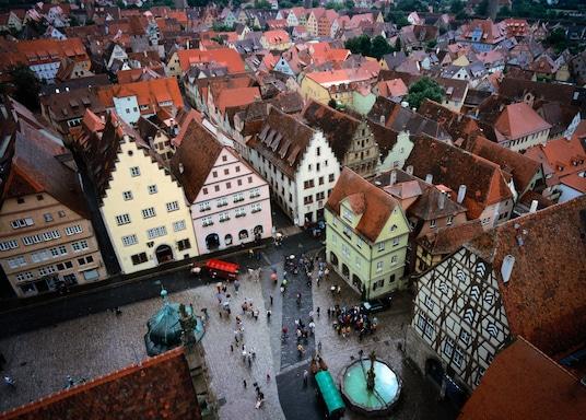 Hampuri, Saksa