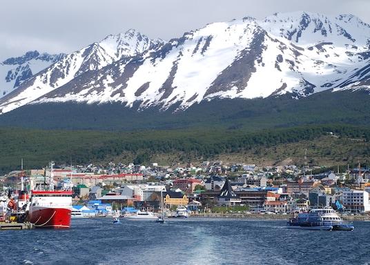 Tierra del Fuego (provincia), Argentína