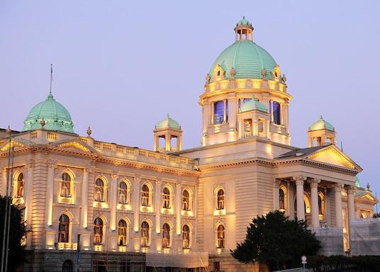 Belgrada, Serbija