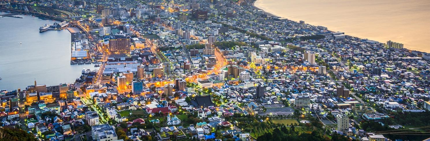 Hakodate (y alrededores), Japón