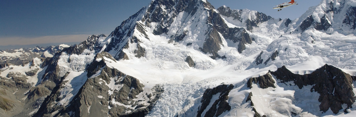 קרחון פוקס, ניו זילנד