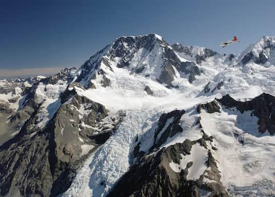 Fox Glacier, Nueva Zelanda
