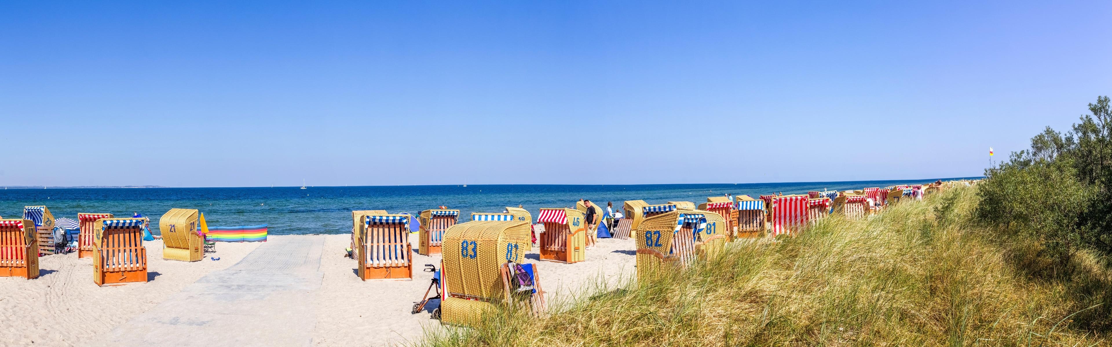 Insel Poel, Mecklenburg-Vorpommern, Deutschland