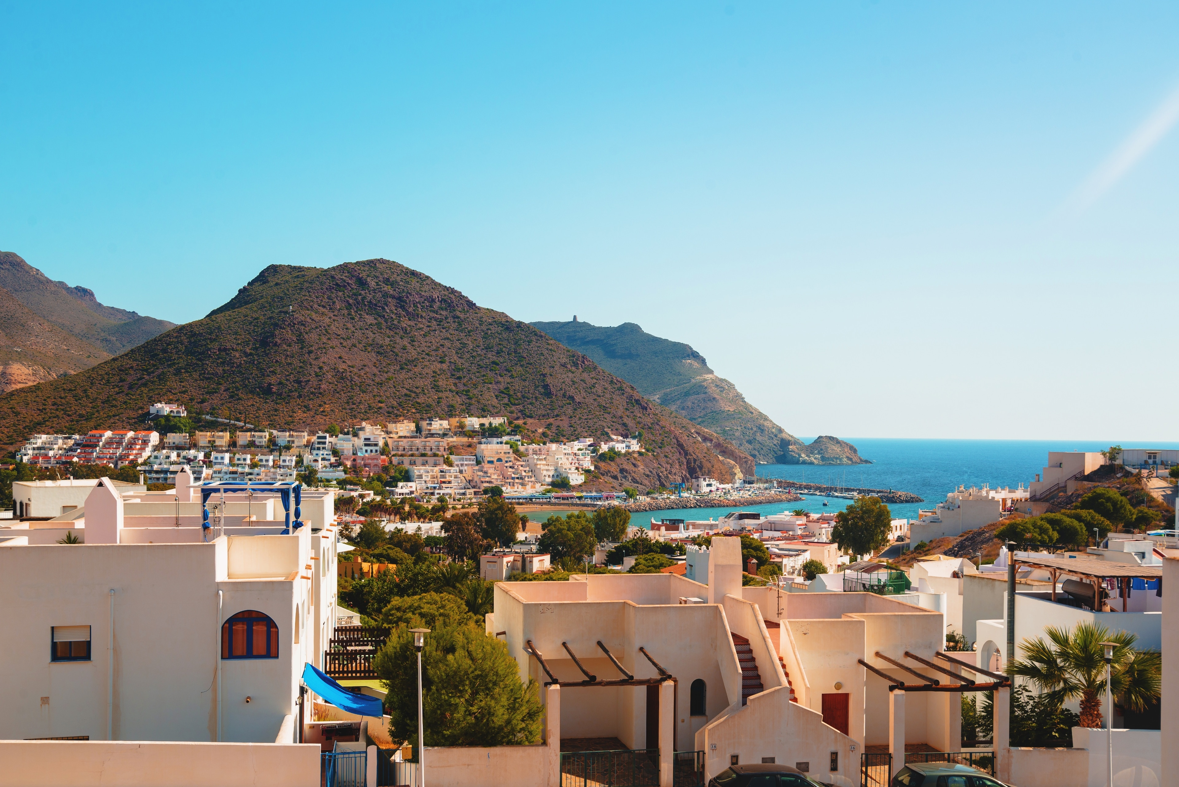 San Jose, Nijar, Andalusia, Spain