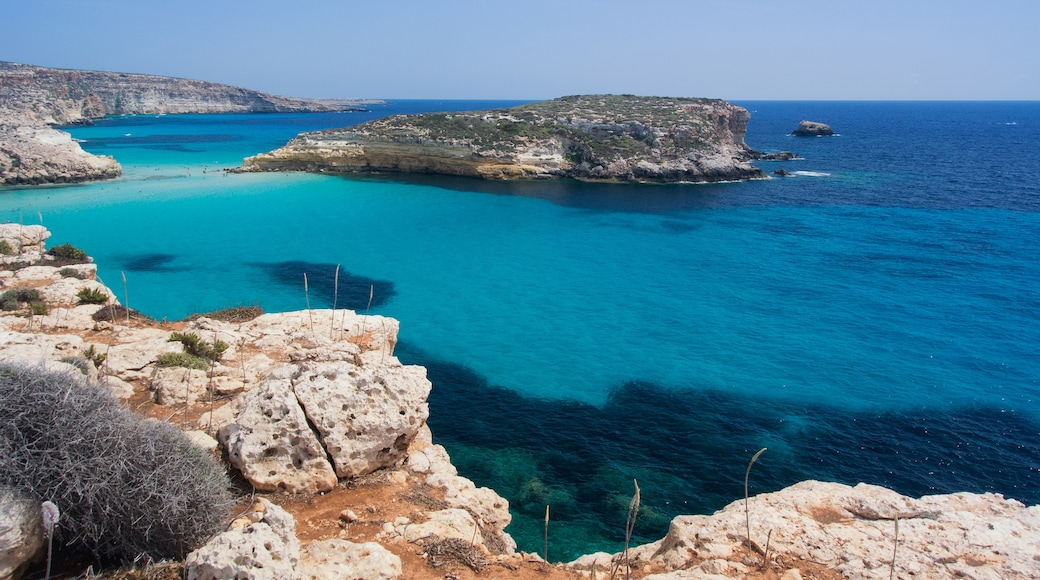 Inseln Lampedusa und Pantelleria