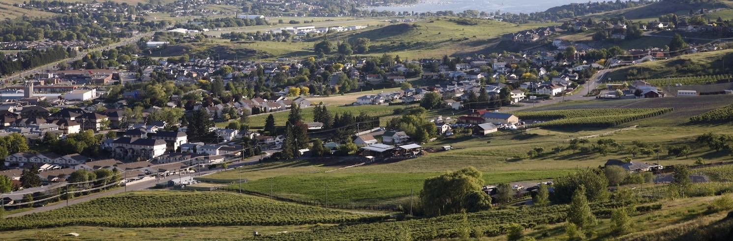 Vernon, British Columbia, Kanada