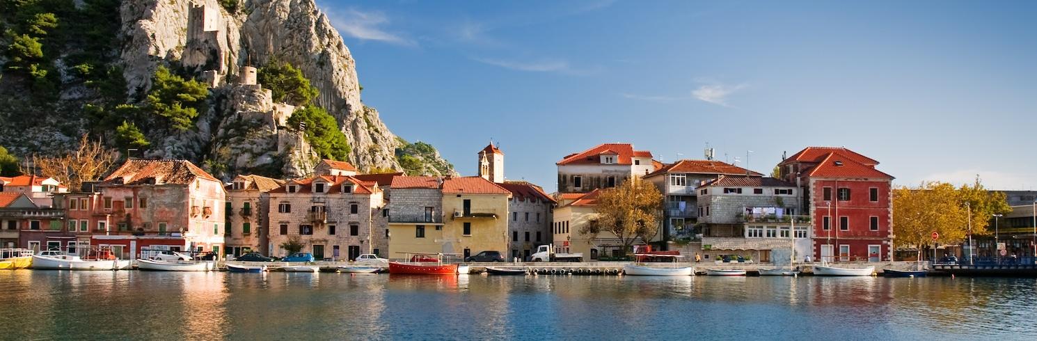 Podgora, Horvátország