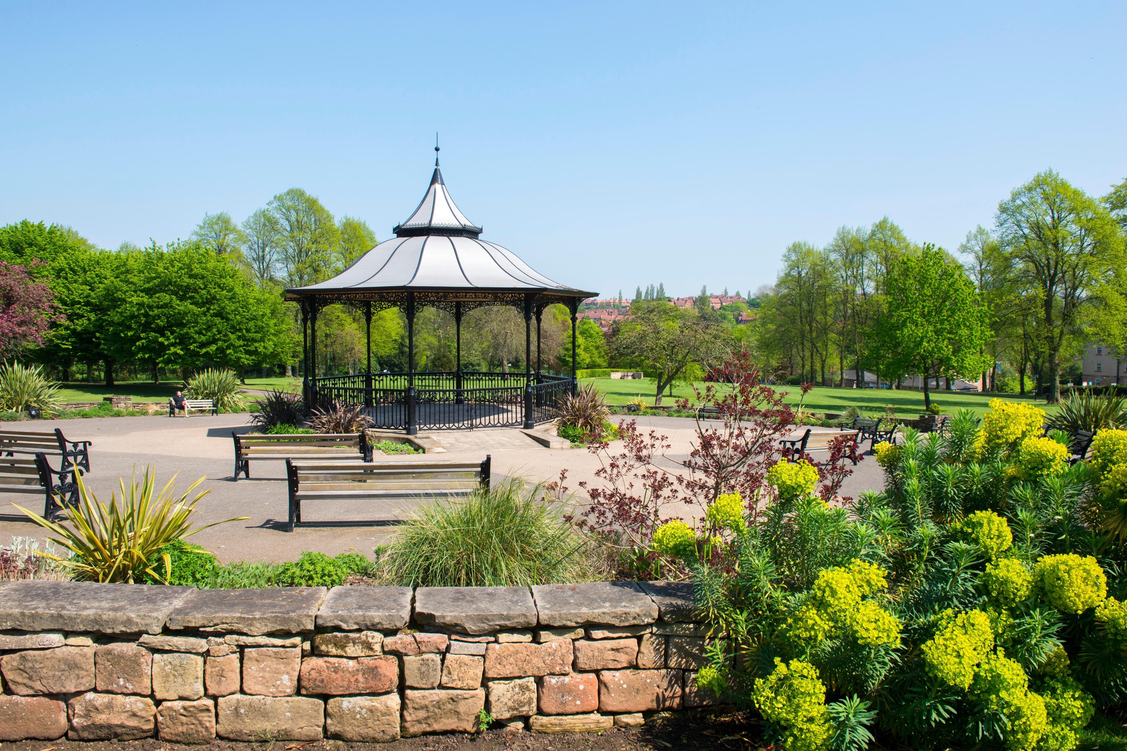 Mansfield, Engeland, Verenigd Koninkrijk