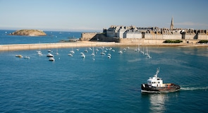 Saint-Malo Ferry Port