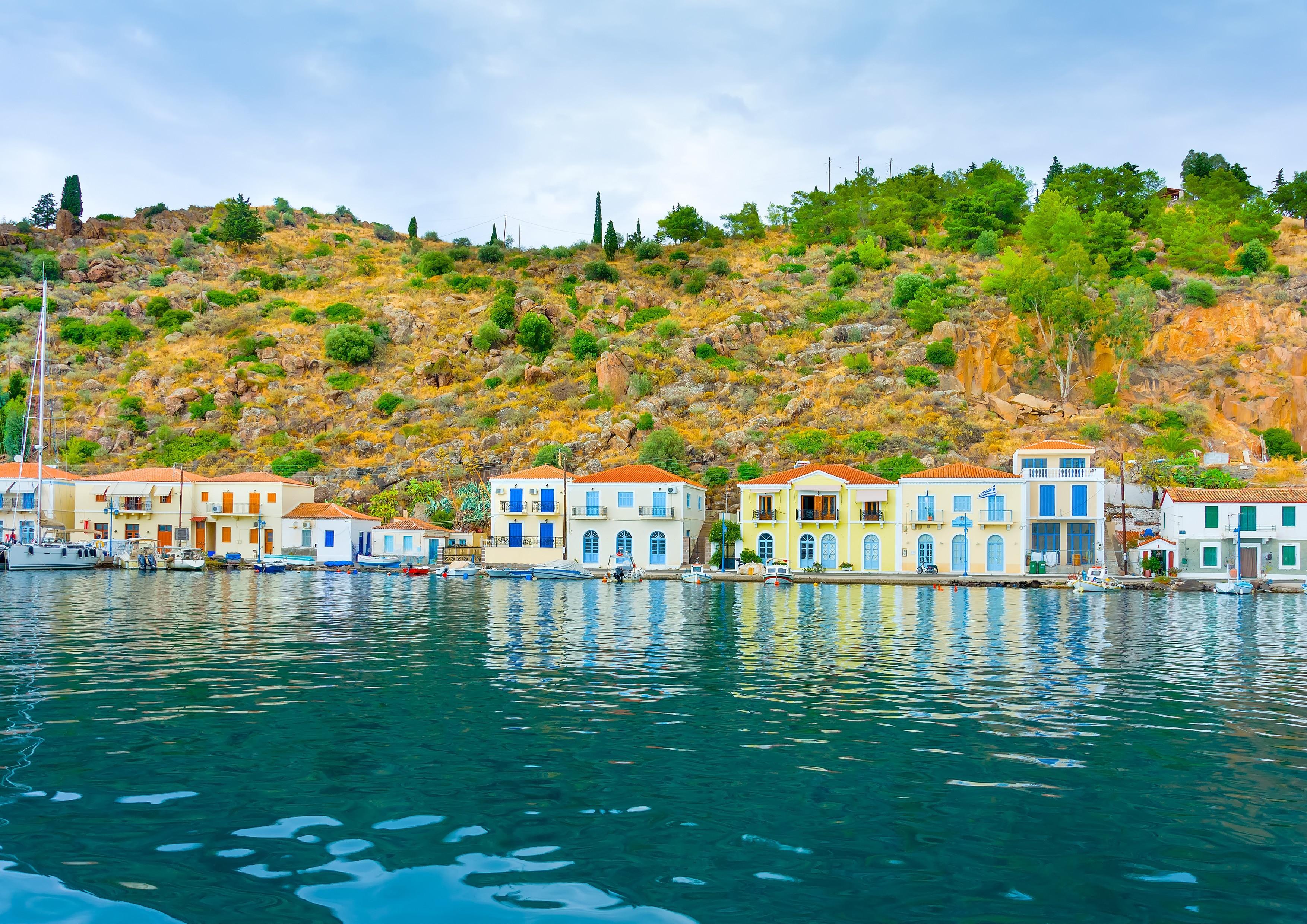 Poros, Attica, Greece