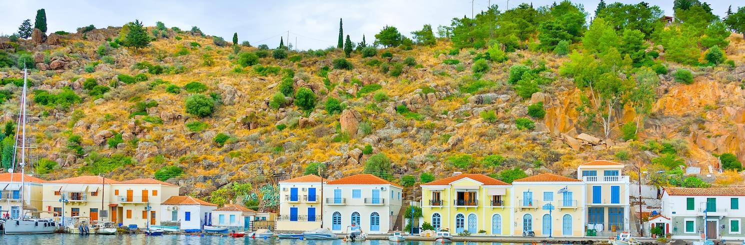 포로스, 그리스