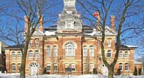 Leeds and Grenville County Court House