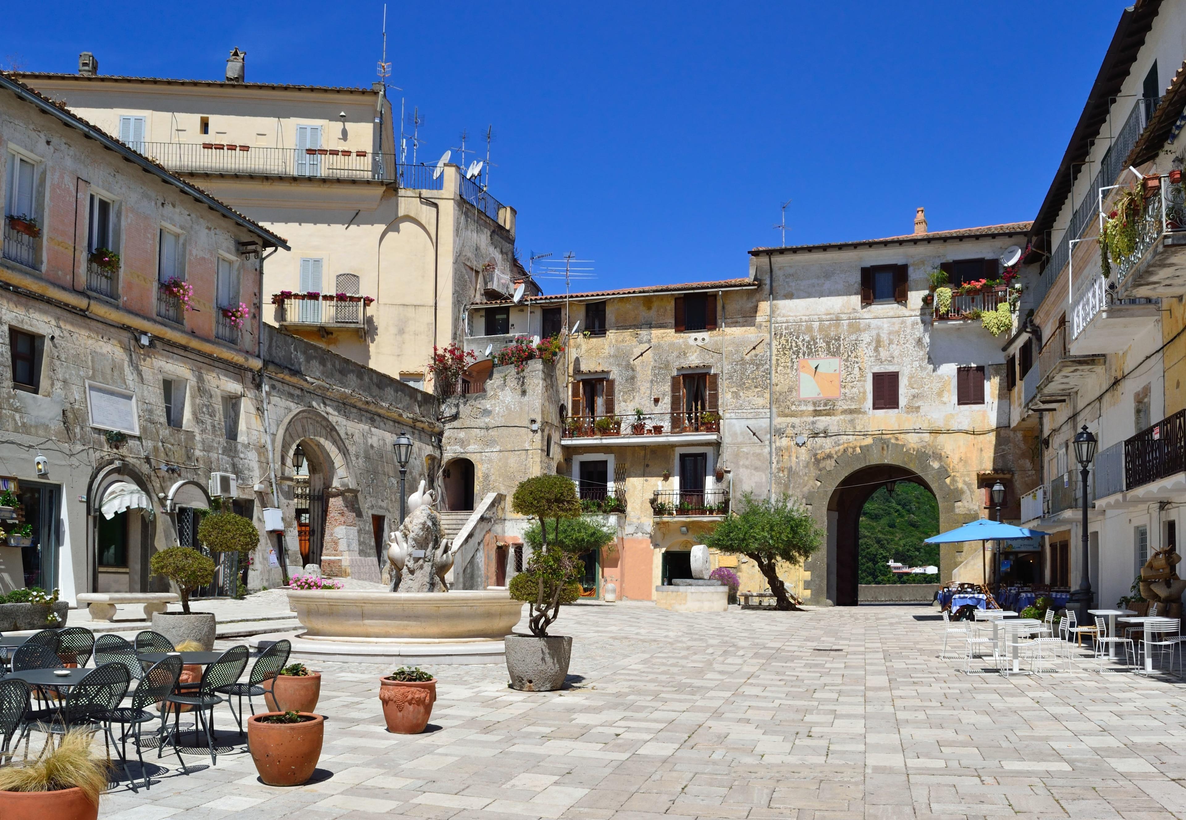 San Felice Circeo, Lazio, Italia