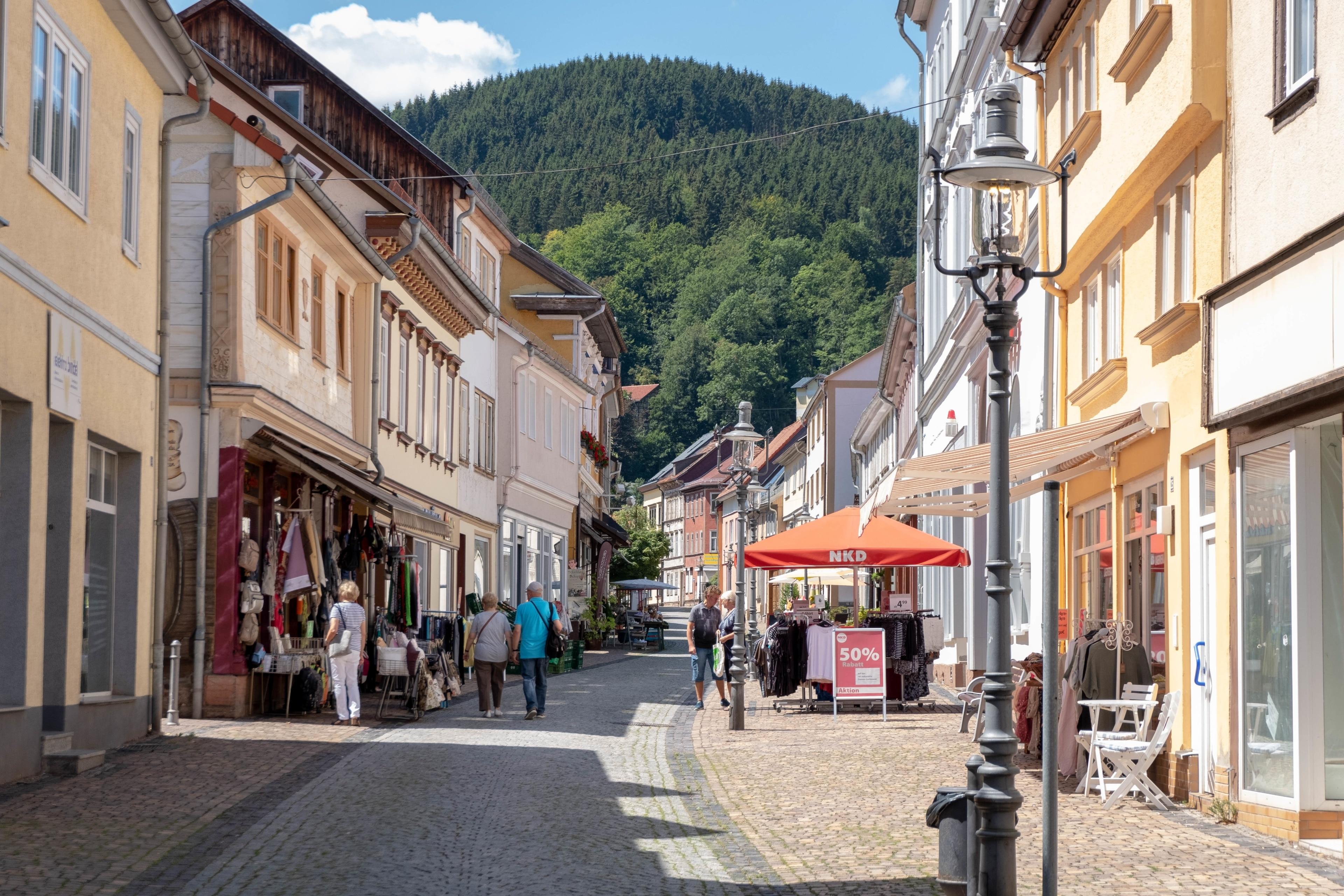 Landkreis Gotha, Thuringia, Tyskland