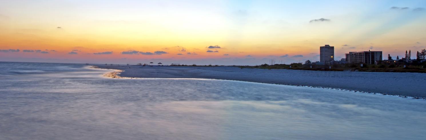 謝斯塔礁, 佛羅里達, 美國