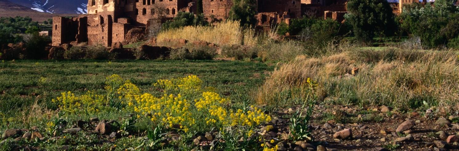 Telouet, Marocko