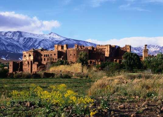 Telouet, Marokko