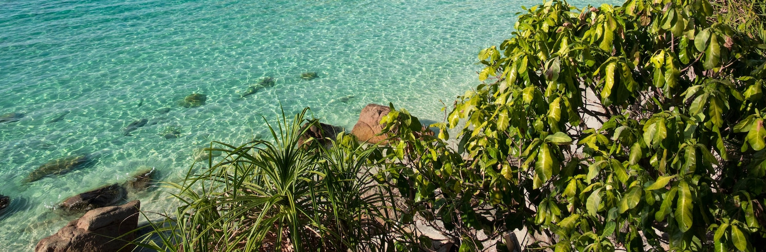 Pulau Perhentian Besar, Malasia