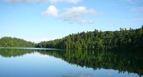 Озеро Pink