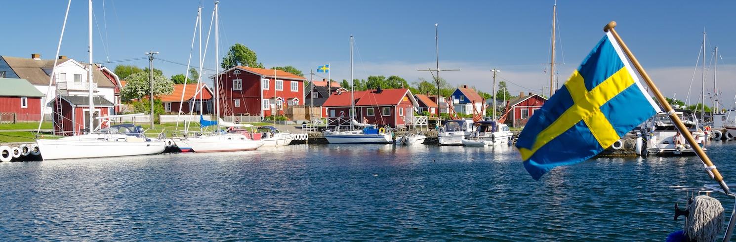 Siolvesborgas, Švedija