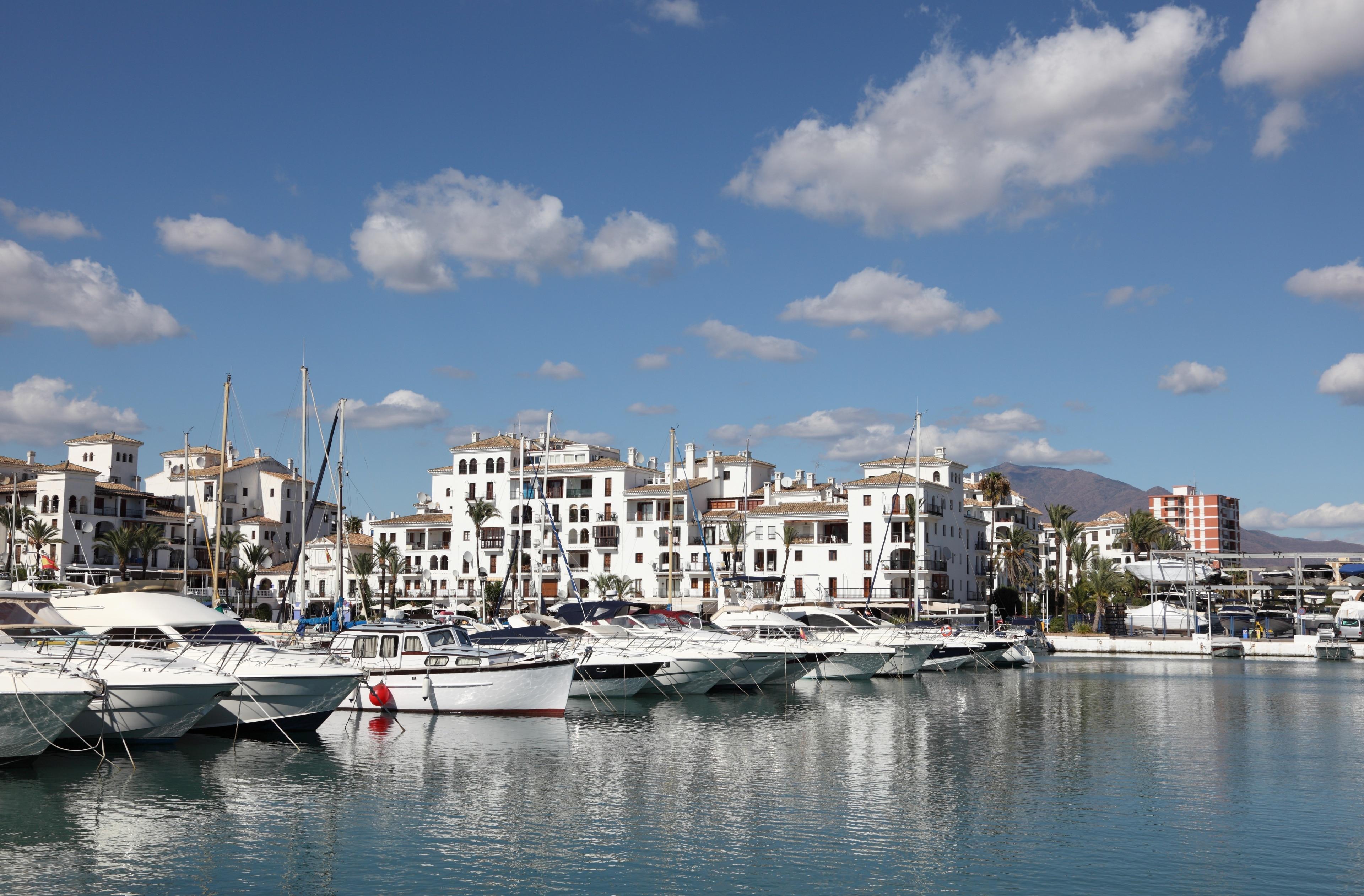 Puerto de la Duquesa, Manilva, Andalusia, Spain