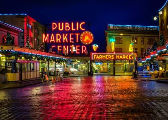 Seattle, Washington, United States of America