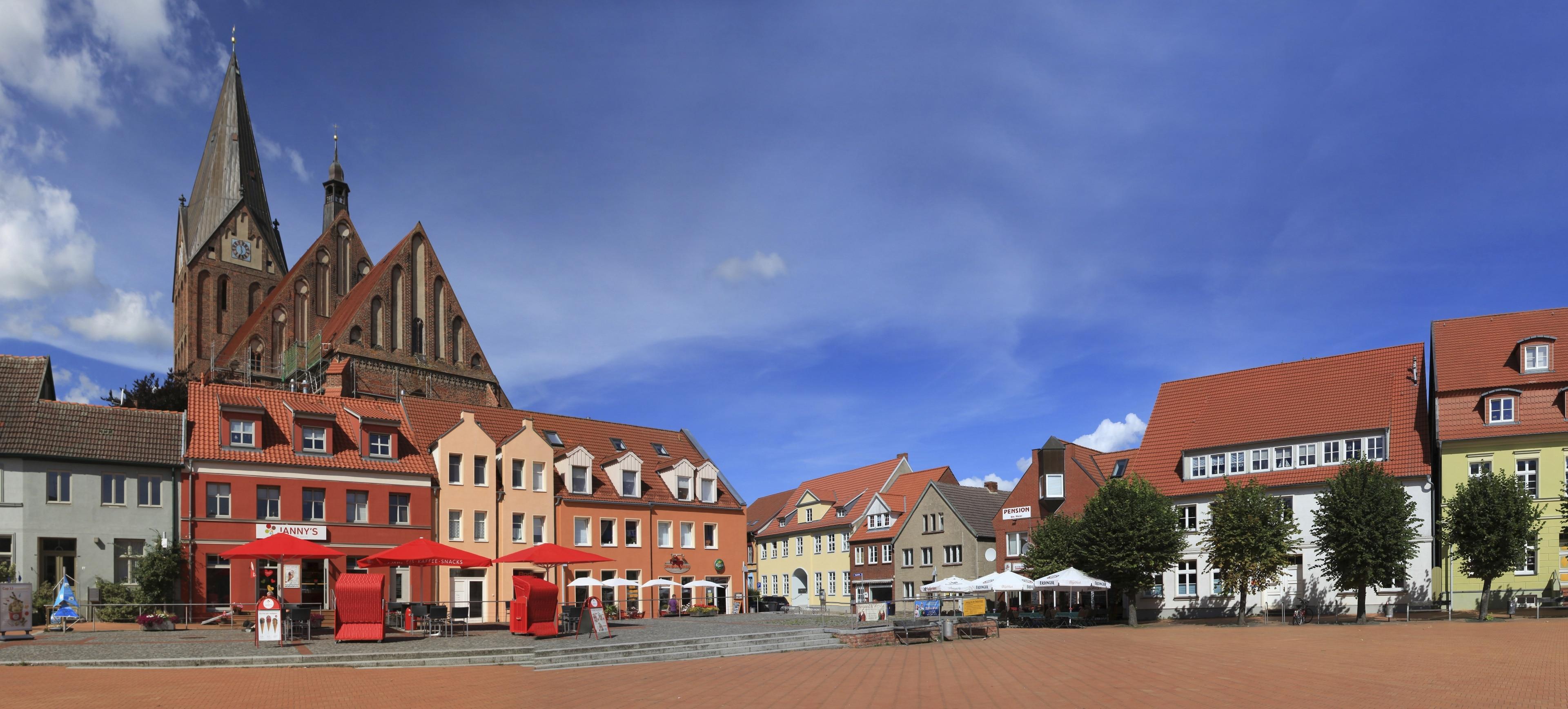 Barth, Mecklenburg - Voor-Pommern, Duitsland
