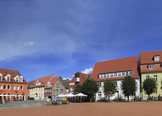 ساحل بحر البلطيق, ألمانيا
