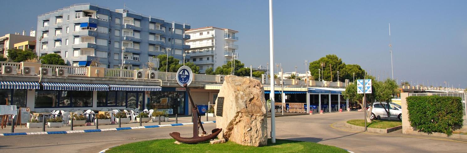 Vandellos i l'Hospitalet de l'Infant, Spain