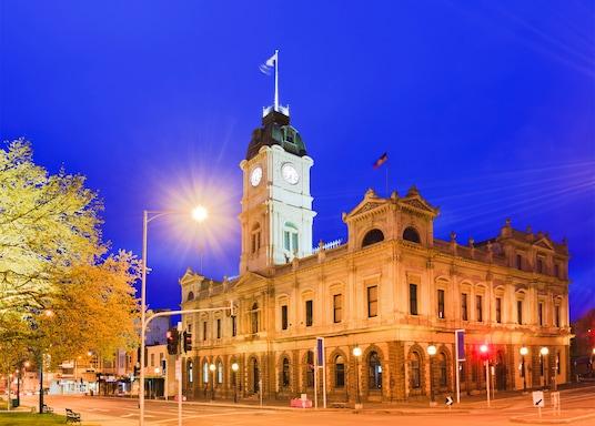 Goldfields, Victoria, Australien