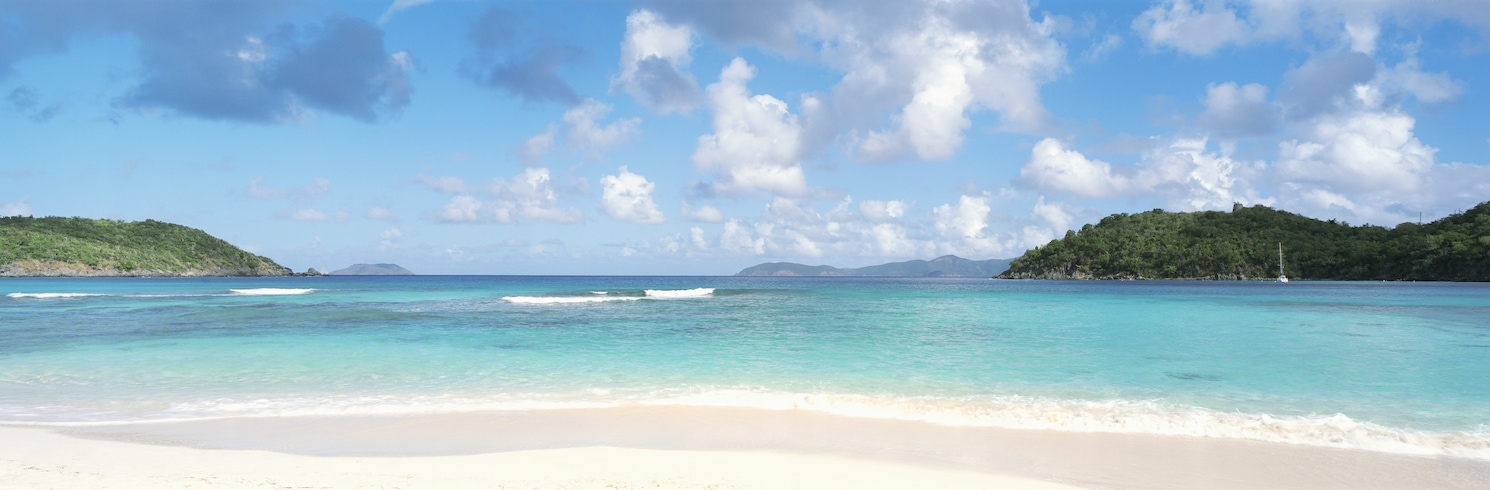 เซนต์โธมัสและเซนต์จอห์น, หมู่เกาะเวอร์จินของสหรัฐอเมริกา