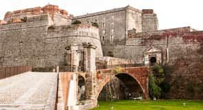 Fortezza del Priama (kindlus)r
